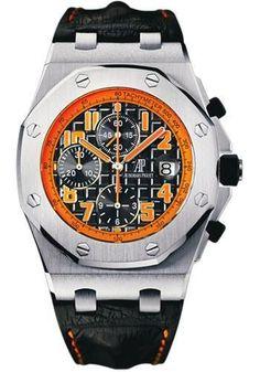 Audemars Piguet - Royal Oak Offshore Volcano Chronograph Watch 26170ST.OO.D101CR.01