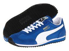b8315ad98bd8c4 Puma whirlwind classic snorkel blue white