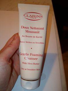 Recensioni cura del sé: Clarins Doux Nettoiant Moussant