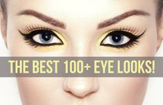The Best 100+ Eye Tutorials on Pinterest