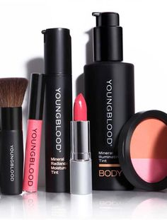 YOUNG BLOOD Mineral Cosmetics |