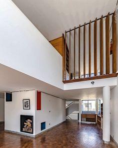 Casa Curutchet | Luis Picarelli Fotografia Stairs, Architecture, Home Decor, Fotografia, Arquitetura, Stairway, Decoration Home, Staircases, Room Decor