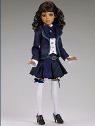 School Dazed Lizette Debut Date: Motor City Doll Club Luncheon - March 2013