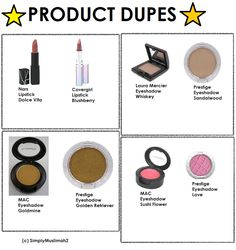 #dupes #makeup