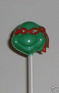 Ninja Turtles Lollipops/Chocolate Suckers/Party Favors