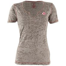 Cincinnati Reds Women's Rowdy T-Shirt by Antigua