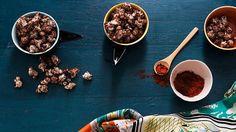Mexican hot chocolate popcorn recipe : SBS Food