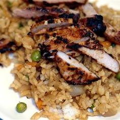 Cola Chops Allrecipes.com   Very tasty. I used Pepsi Next because that is what I had and added a palmful of dried onion, one minced garlic clove, wor. sauce, and a couple of dashes of hot sauce. I used 3/4 cp of ketchup and 1/4 cp of bbq sauce and only three tbsp of brown sugar. I cooked it in an oven bag and it was very tender and moist.