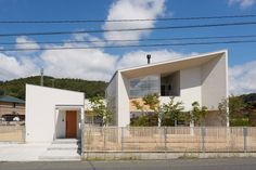 모던스타일 주택 by 土岐建築デザイン事務所