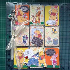 Winnie the Pooh themed Pocket Letter