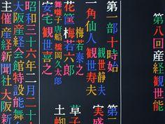 Ikko Tanaka  - Sankei Kanze No Theatre Performing Arts Poster | 1961