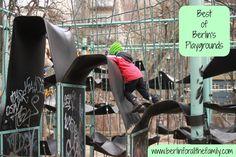 Berlin rubber playground