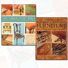 The Complete Guide to Repairing and Upholstery Bible 2 Bo... https://www.amazon.ca/dp/9444468526/ref=cm_sw_r_pi_dp_x_Yb4nybAHJP1H2