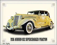 Auburn 852 phaeton