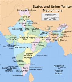 Image result for where is jhansi located in india map   india ...