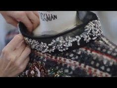 Making-of the Fall-Winter 2016/17 Haute Couture CHANEL Collection - YouTube