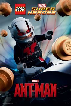 ANT MAN LEGO PAYOFF