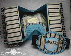 CraftEMarie: A Card and Gift