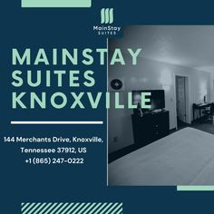 """""""Explore your destination with us.Visit our website:- mainstayknoxville.com OR Contact:- +1 (865) 247-0222. . . . #testomonial #happycustomer #happy #mainstaysuites #knoxville #hotel #motel #suites#Tennessee #stay #contactusnow📲 #book #booknow‼️ @mainstayknoxville #bhfyp"""" Tennessee, Extended Stay, Hotel Motel, Explore, Website, Book, Happy, Ser Feliz, Book Illustrations"""