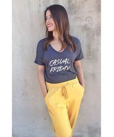 AMARA | Boutique, friday, salt and pepper tees, casual, fashion, slouch pants