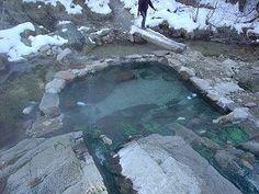Heiße Quellen von Idaho: Trail Creek Hot Springs - Reisen Tips Road Trip Destinations, Vacation Places, Places To Travel, Salt Lake City, New Mexico, Idaho Hot Springs, Outdoor Tub, Vietnam, Utah Hikes