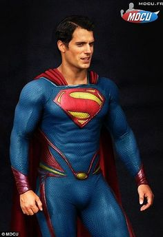 Henry Cavill as the Man of Steel #1