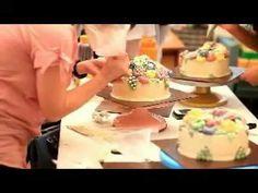 Testimoni Kursus Kue Korean Butter Cream Griya foods Birday Cake, Cake Decorating, Decorating Ideas, Buttercream Cake, Vanilla Cake, Korean, Foods, Makeup, Desserts