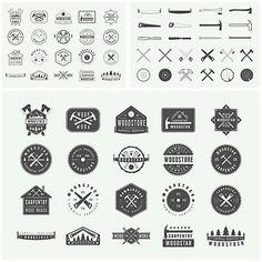 cgispread.com wp-content uploads 2016 02 Vintage-carpentry-logotypes-set-vector.jpg