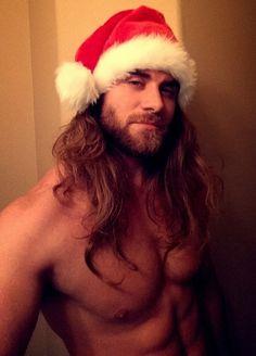 Brock O'Hurn Merry Christmas ya filthy animals Via Instagram @Brockohurn I totally want him for Christmas, hahaha...