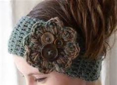 crochet headband pattern - Bing Images