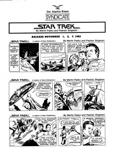 TrekInk: Review of Countdown to Darkness #4 with a preview and more
