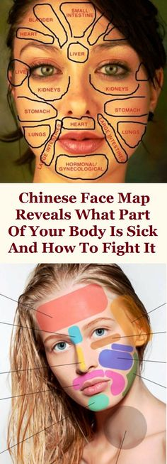 health fitness - Chinese Face Map Reveals What Part Of Your Body Is Sick And How To Fight It Fitness Workouts, Fitness App, Chinese Face Map, Chinese Face Reading, Health Benefits, Health Tips, Tips Belleza, Acupressure, Natural Medicine
