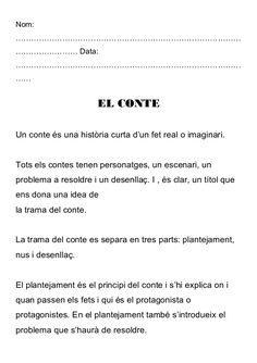 TREBALLAR EL CONTE A CICLE INICIAL by Monica Roige Sedo via slideshare
