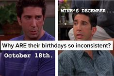 """21 Questions """"Friends"""" Fans Still Want Answered The One With All the Minor Plot Holes."""