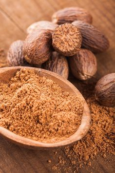 By: Leanne Ely  Nutmeg comes from the seed of the nutmeg tree, which is native to the Spice Islands of Indonesia. These egg-shaped nutmeg seeds have a beautiful, lacy reddish covering and that covering is where another spice called mace comes from. Who knew? It's no wonder nutmeg and mace are such complimentary flavors.…