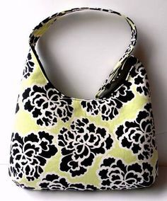 Simple Hobo Bag for my Sister in Law - PURSES, BAGS, WALLETS