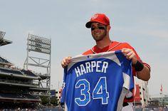 Bryce Harper -- Allstar!
