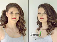 #GreenStudio1 #CoafuriMirese #CoafuriEvenimente #HairStyle #Bucle #Coc #Impletituri Professional Makeup, Studio, Hair Styles, Green, Hair Plait Styles, Hairdos, Haircut Styles, Hairstyles, Study
