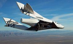 Virgin Space Shuttle