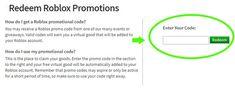Roblox Codes | Roblox Promo Code | Promo Code Roblox | Roblox Promo Codes For Robux Promotion Code, How Do I Get, Coupon, Coding, Ads, Coupons, Programming