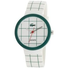 Men's Lacoste Goa Polyurethane Watch