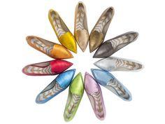 WANTED : Les mocassins hauts en couleur de Nicholas Kirkwood