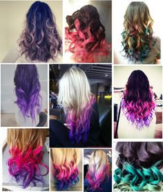 """""""hair dye!!!!"""" by ravenclaw-queen969 ❤ liked on Polyvore"""