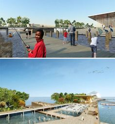 The New St.Petersburg Pier | Rogers Partners, ASD & Ken Smith Landscape Architect | St. Petersburg, Florida