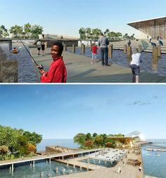 The New St.Petersburg Pier | Rogers Partners, ASD & Ken Smith Landscape Architect | St. Petersburg, Florida