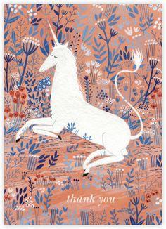 Unicorn (Yelena Bryksenkova) - Paperless Post
