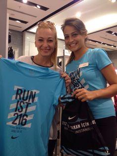 Nike koşusu 7 km /28.09.2014