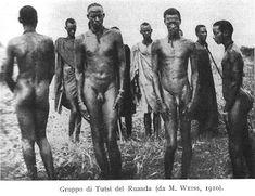 Original genocide against Tutsis was unleashed through slavery.