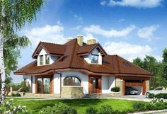 Below you will be able to see 24 different houses of our dreams. A place where everyone loves to spend their time with their love ones. Model House Plan, House Plans, Style At Home, Boho Room, Design Case, Amazing Architecture, Home Fashion, Old Houses, Home Projects