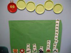 very hungry caterpillar projects from Linworth Children's Center